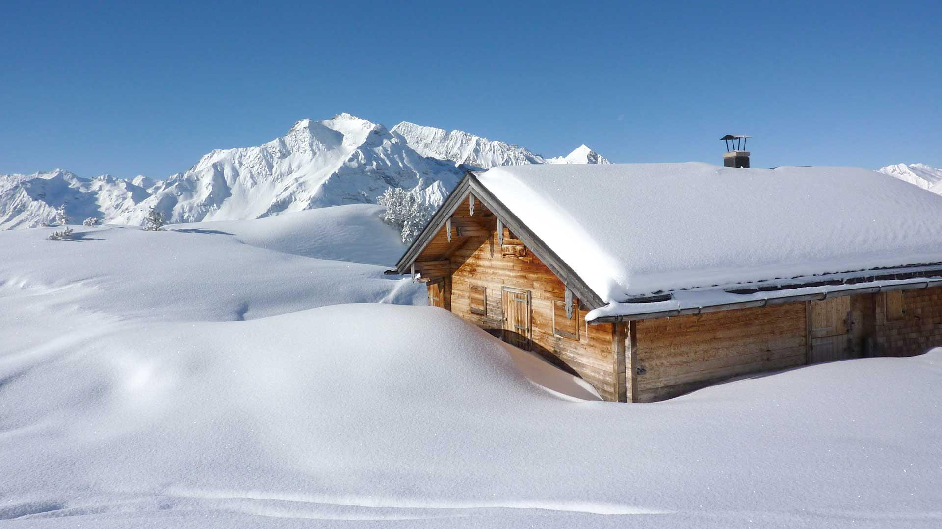 Luxury chalets and ski apartments for rent in the in top ...