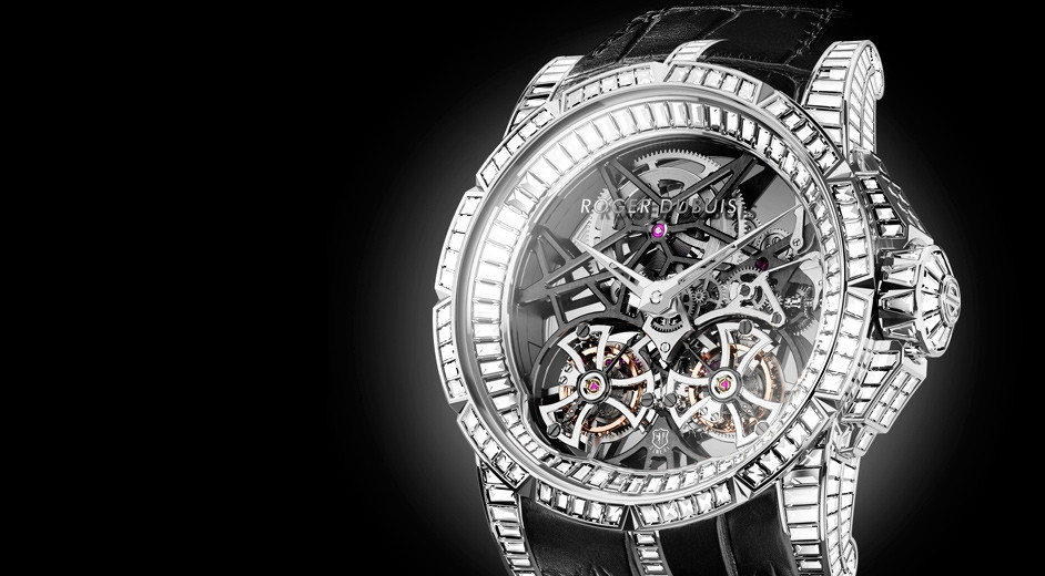 luxury watches from roger dubuis the luxury