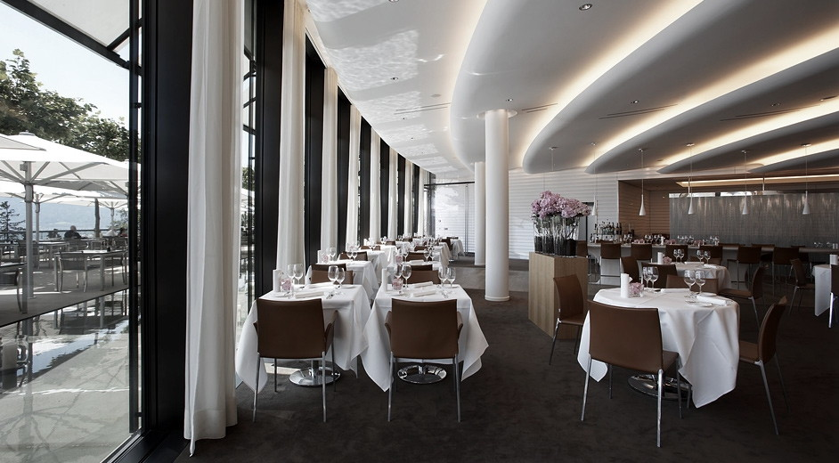 Exclusive 5 star hotel in zurich with michelin dining for Exclusive luxury hotels