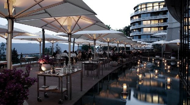 A Guide To Zurich S Best Panoramic Restaurants Dine In