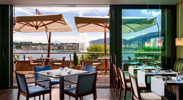 A guide to the top gourmet eats in geneva for Gourmet hotels