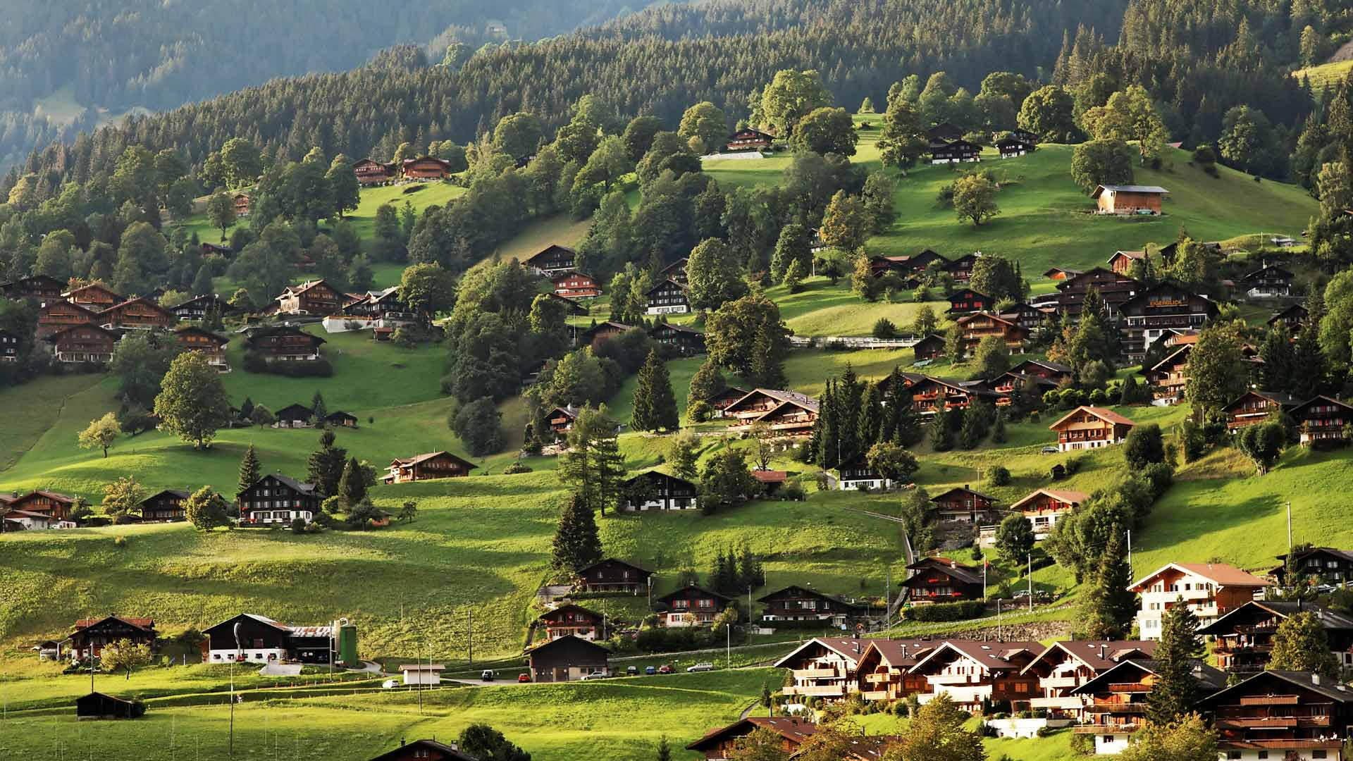 Rent luxury chalets in klosters expert advice for your for Swiss chalets for sale