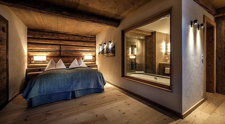 Eco Friendly 5 Star Chalet For Rent In Davos With