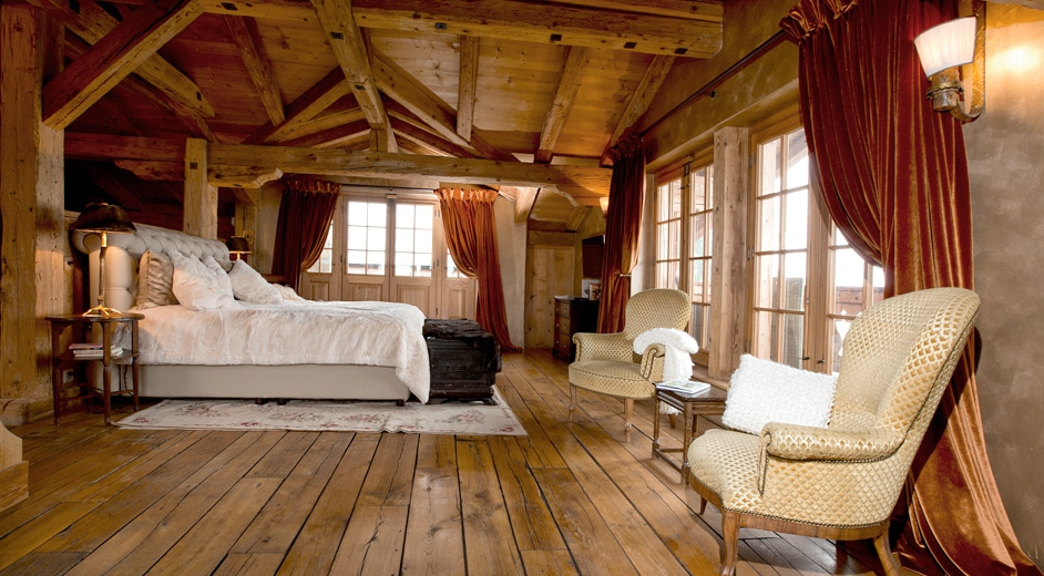 Location chalet luxe Klosters