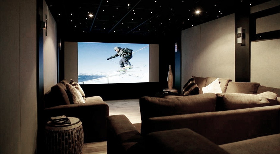 ideas for home theater