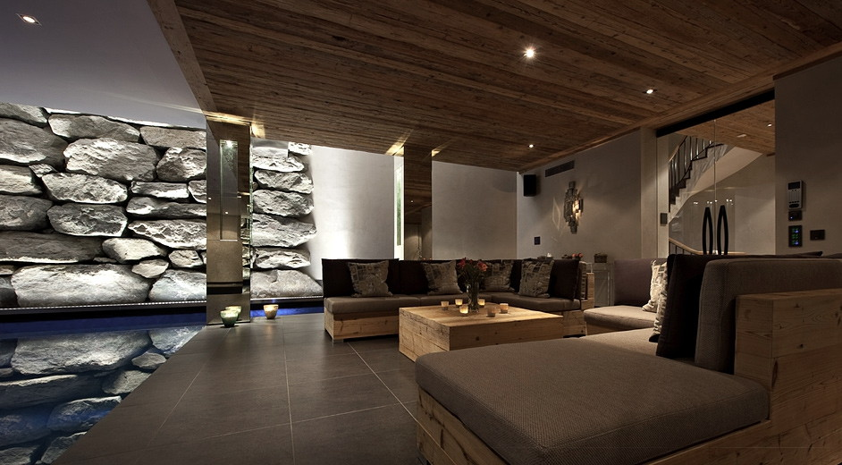 Catered Luxury Chalet Rental In Verbier With Outdoor Jacuzzi