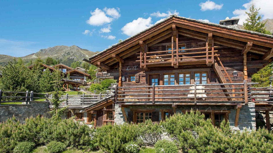 Luxury Ski Chalet Rental In Verbier For Holidays The Swiss Alps