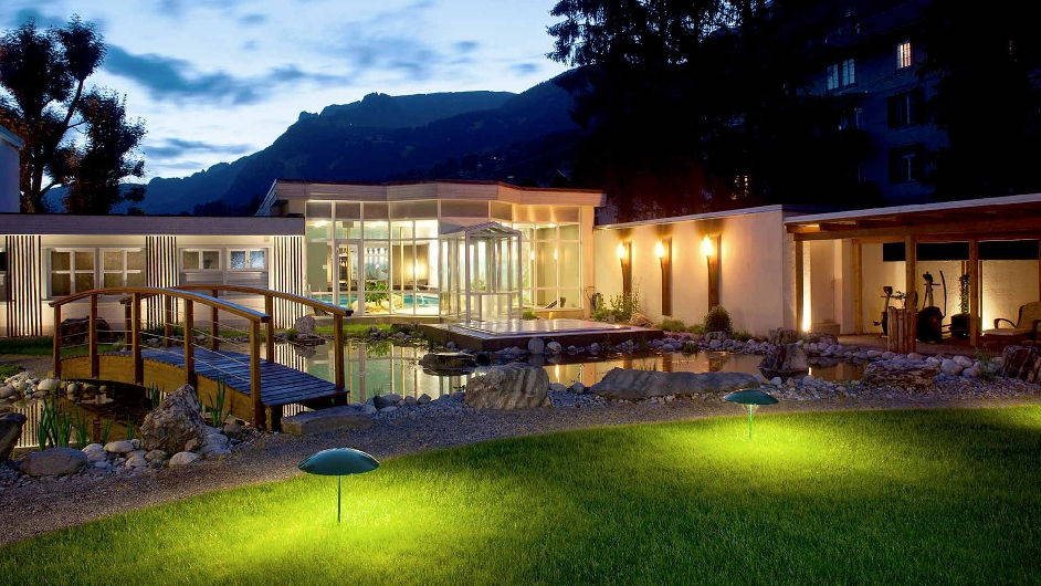 Grindelwald Child Friendly Hotel With Pool Belvedere