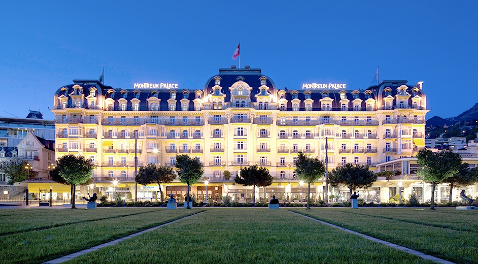 Montreux Hotels  Star