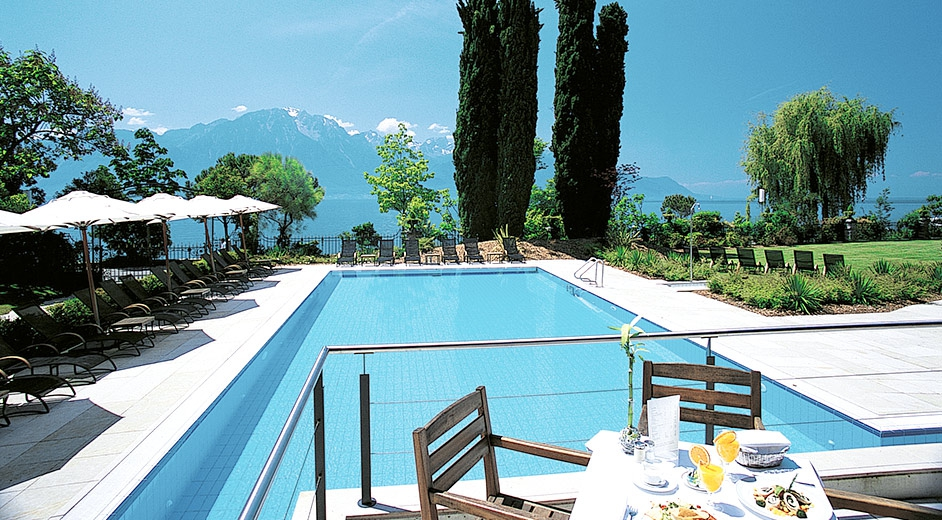 Montreux Luxury Hotels
