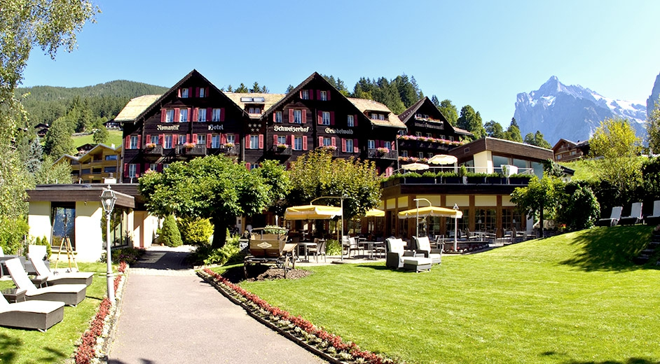 Luxury Hotels In Grindelwald Switzerland