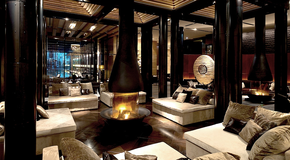 Exclusive 5 star design hotel in andermatt near ski lifts for Designhotel ski