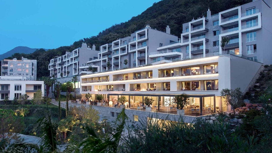 Lugano 5 Star Boutique Hotel With Spa The View