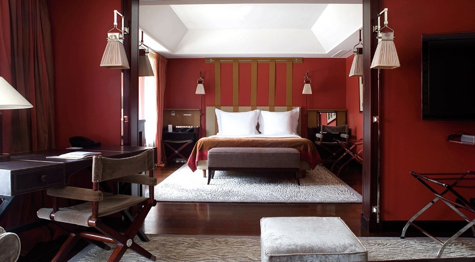 family friendly 5 star design hotel in geneva with pool la r serve. Black Bedroom Furniture Sets. Home Design Ideas