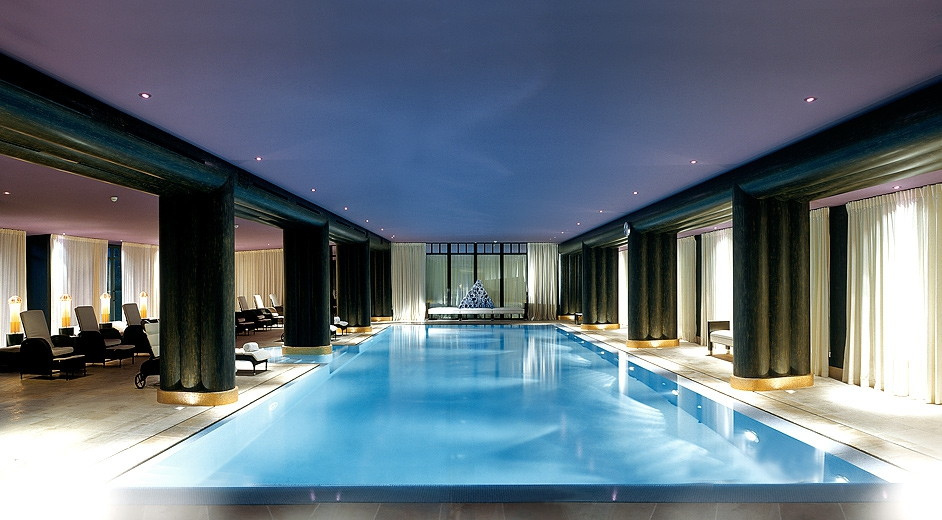 family friendly 5 star design hotel in geneva with pool