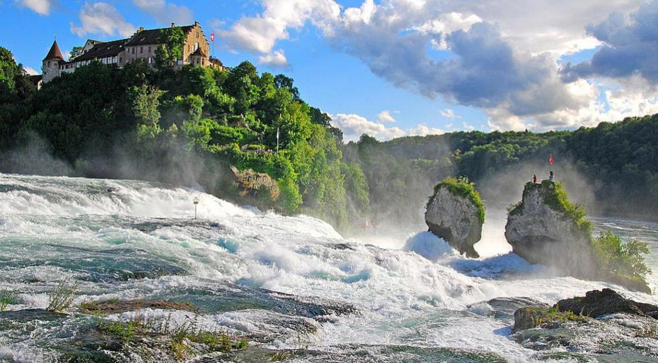 Discover The Rhine Falls And Schaffhausen With A Personal