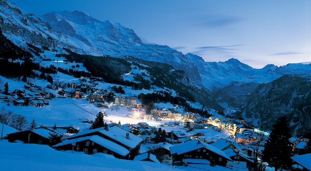 Luxury chalets for rent in Wengen and Mrren the best ski holiday homes