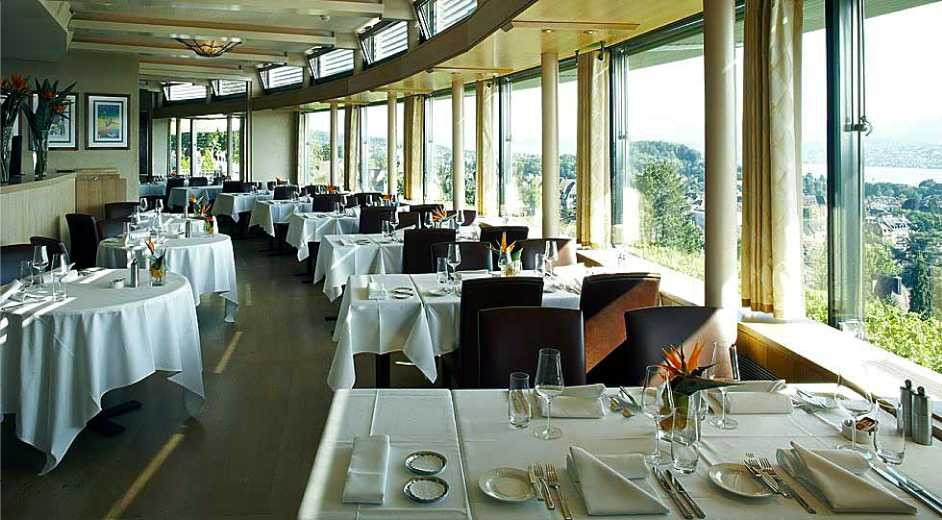 a guide to zurich s best panoramic restaurants dine in style and enjoy the vi. Black Bedroom Furniture Sets. Home Design Ideas