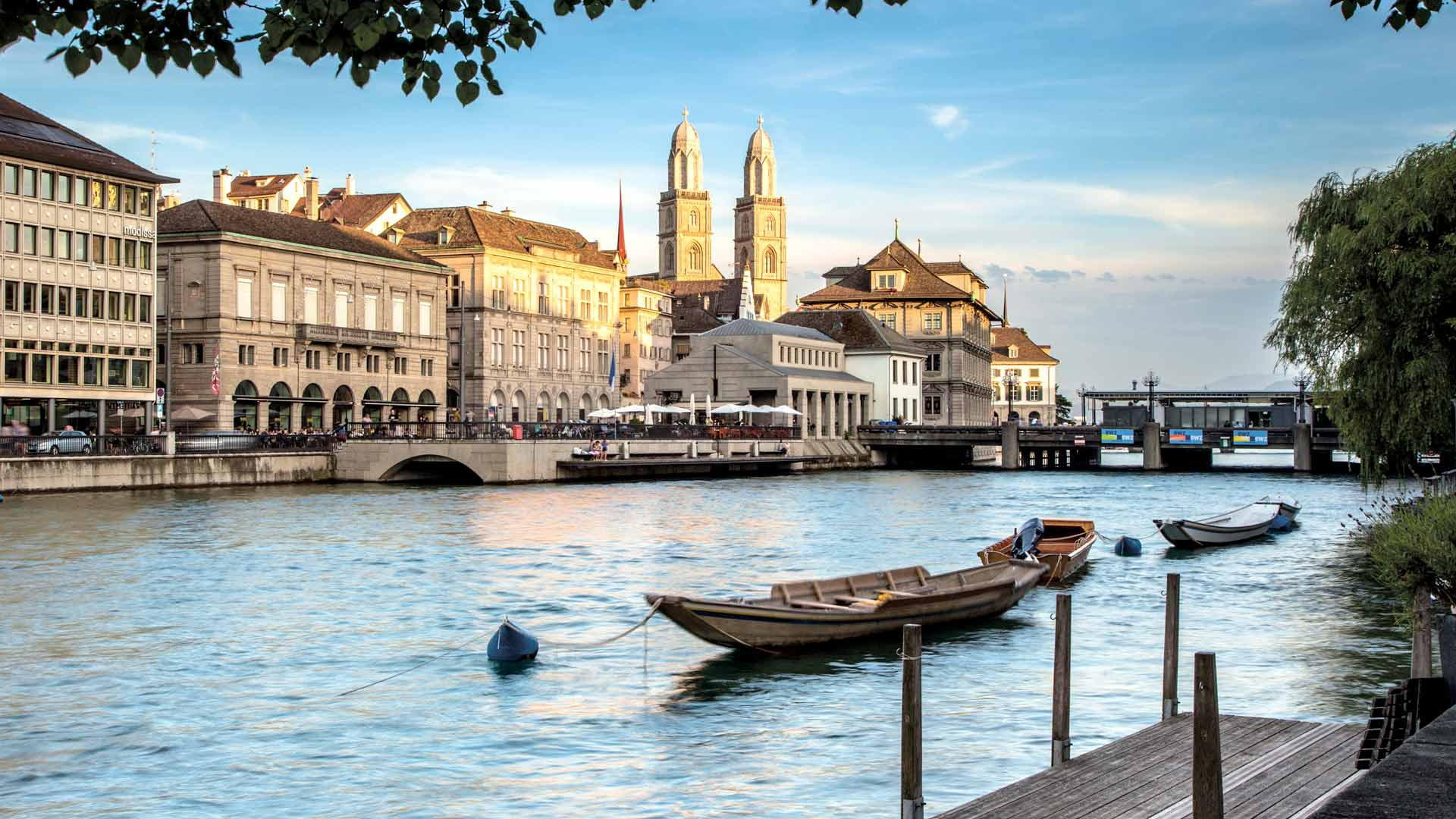 Best Luxury Hotels In Zurich
